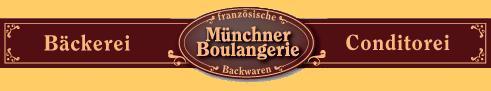 Muenchner Boulangerie